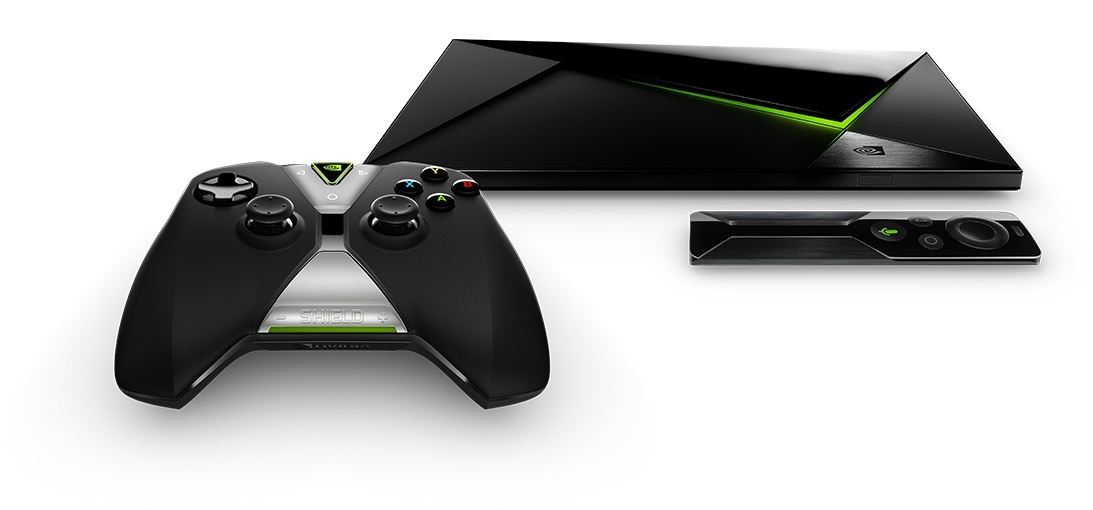 nvidia shield android tv im test als mediaplayer mit kodi. Black Bedroom Furniture Sets. Home Design Ideas