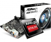 ASRock AM1H-ITX u. Athlon 5350