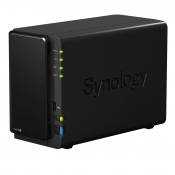 Synology DS216+ Test - 2 Bay NAS mit Intel Braswell und AES-Ni