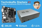 Technikaffe Starters Office PC