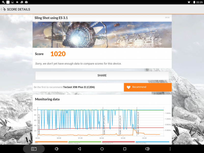 Review: Teclast X98 Plus II - Tablet mit Windows 10 und Android 5.1