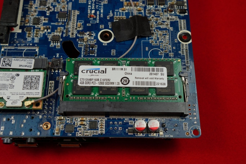 Passive Zotac ZBox nano CI540 im Test mit OpenELEC / Windows 7