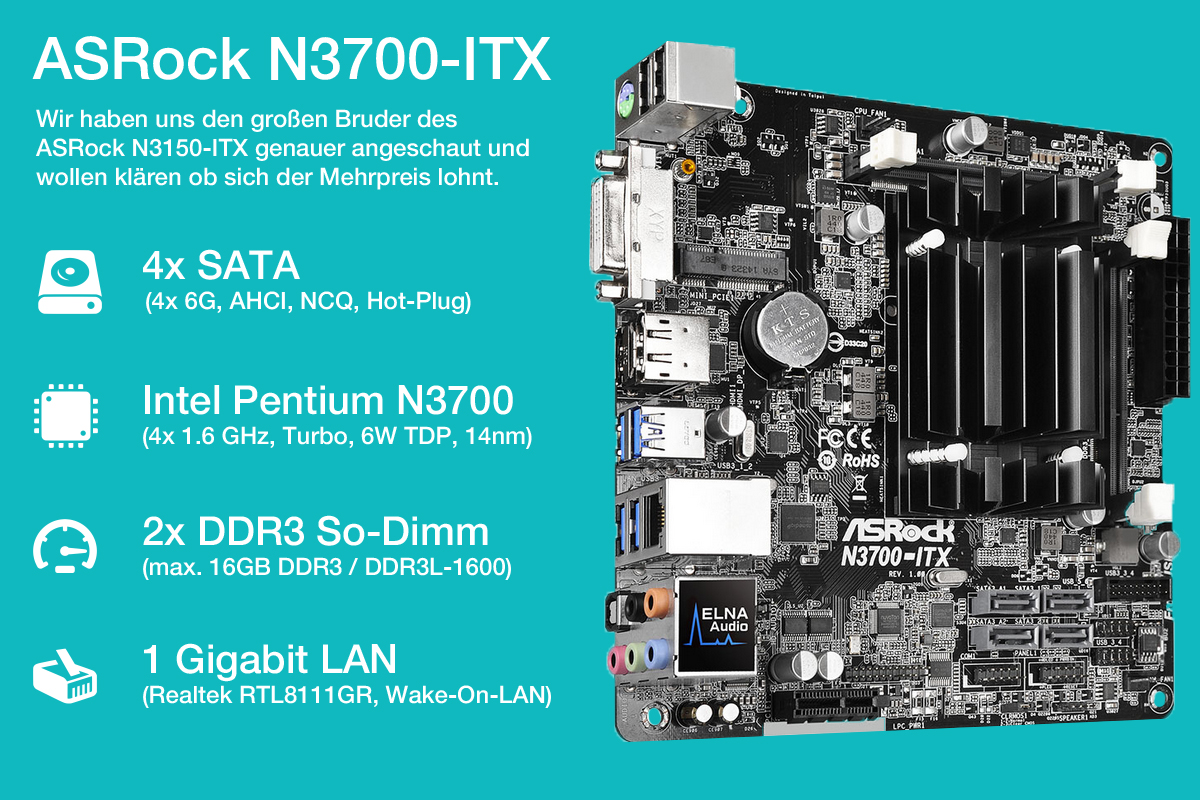 ASROCK N3700-ITX REALTEK AUDIO VISTA