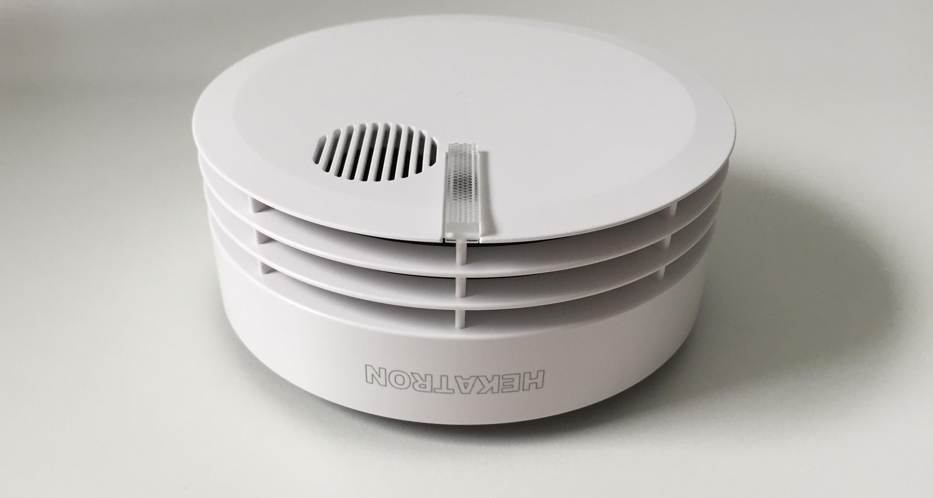 hekatron genius h 10 jahres rauchmelder im langzeittest. Black Bedroom Furniture Sets. Home Design Ideas