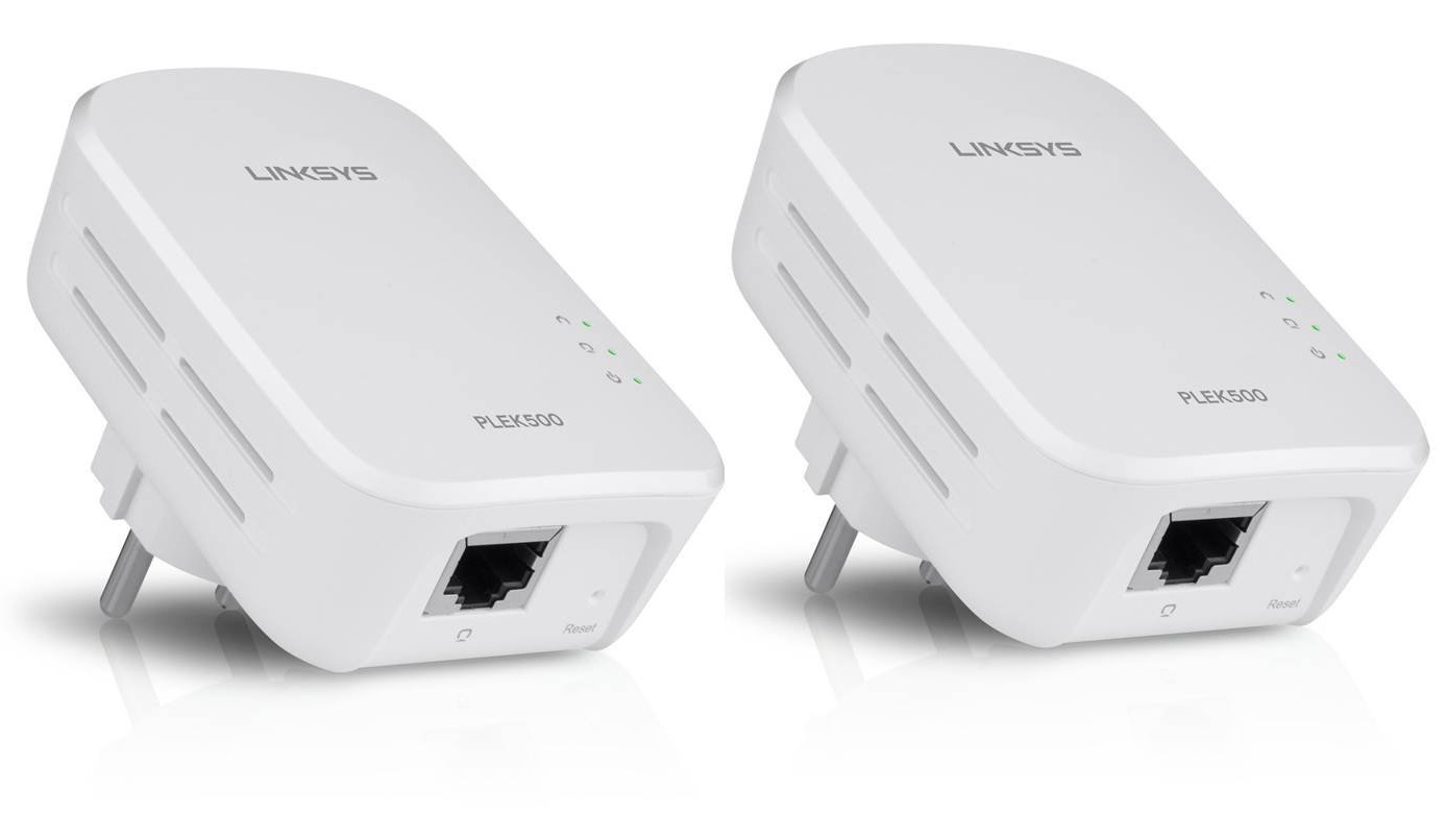 Linksys PLEK500 PowerLAN - Powerline Homeplug AV2 Test