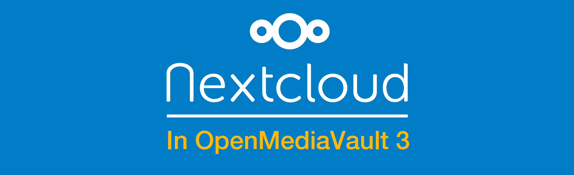 HowTo: Nextcloud unter OpenMediaVault 3 inkl  Fail2Ban