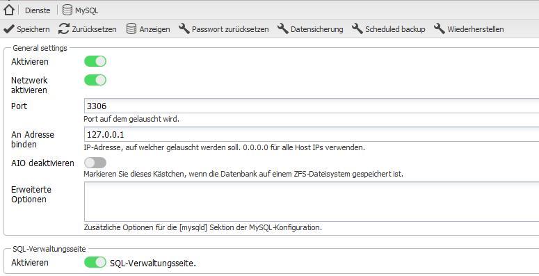 HowTo: Nextcloud unter OpenMediaVault 3 inkl  Fail2Ban