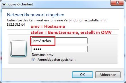 Installation und Konfiguration von OpenMediaVault inkl  Wake