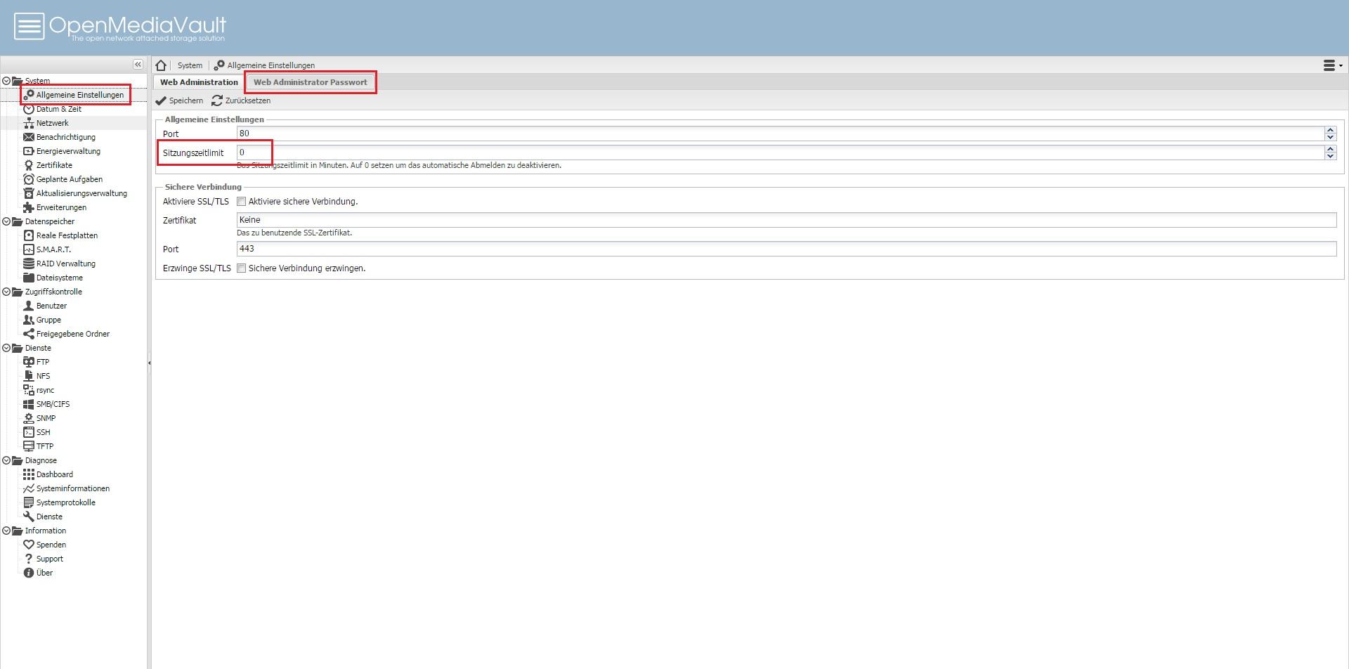 Installation und konfiguration von openmediavault inkl wake on installation und konfiguration von openmediavault inkl wake on lan 1betcityfo Image collections