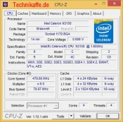ASRock N3150-ITX im Test - 14nm Braswell vs. 22nm Bay-Trail Thumbnail