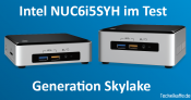Intel NUC6i5SYK/H im Test