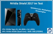 NVidia Shield 2017 im Test