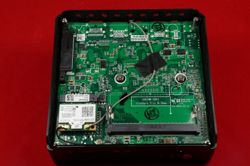 Passive Zotac ZBox nano CA320 im Test mit OpenELEC + Windows 7