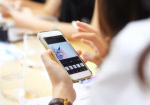 bilder auf dem smartphone zuschneiden