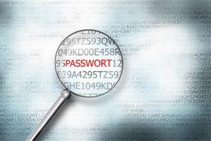 passwort waehlen