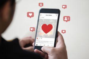 geoeffnete instagram-app