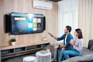 smart-tv mit apps steuern