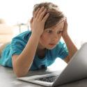 Kinder müssen im Internet geschützt werden.