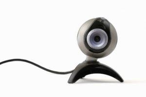 graue webcam
