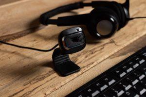 webcam und headset