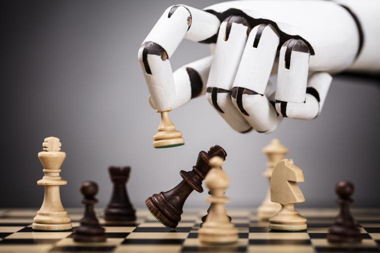 Künstliche Intelligenz macht Spiele besonders spannend